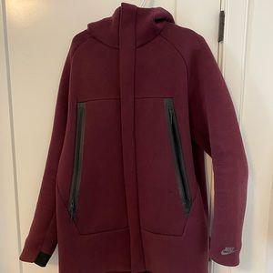 Nike Tech Windrunner Long Jacket size Large